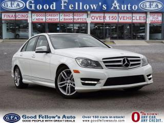 Used 2013 Mercedes-Benz C 300 C 300, 4MATIC for sale in North York, ON