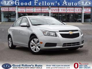 Used 2014 Chevrolet Cruze 1LT MODEL for sale in North York, ON