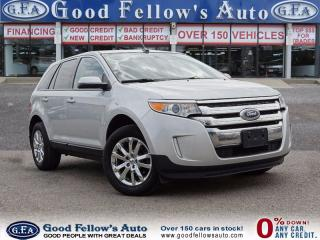 Used 2014 Ford Edge SEL, 6CYL, 3.5L for sale in North York, ON