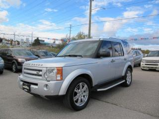 Used 2009 Land Rover LR3 HSE , 7 Pasenger for sale in Newmarket, ON