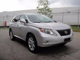 Used 2010 Lexus RX 350 PREMIUM PKG-EVERY OPTION,NAVI,COOLED SEATS for sale in North York, ON