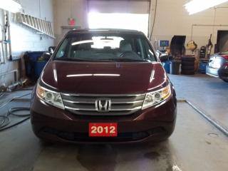 Used 2012 Honda Odyssey EX-L RES for sale in Woodstock, ON