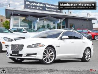 Used 2015 Jaguar XF LUXURY 3.0L AWD |NAV|P.ASSIST|WARRANTY|NOACCIDENT for sale in Scarborough, ON