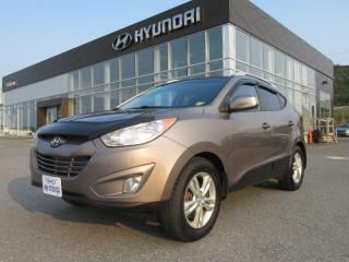 Used 2012 Hyundai Tucson GLS for sale in Corner Brook, NL