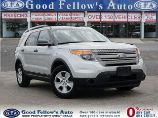 Used 2014 Ford Explorer BASE MODEL, 7 PASSENGER, 6CYL,  3.5 L for sale in North York, ON