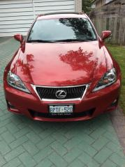 Used 2012 Lexus IS 250 Touring for sale in Scarborough, ON