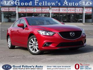 Used 2014 Mazda MAZDA6 GS, 4 CYL, 2.5 L for sale in North York, ON