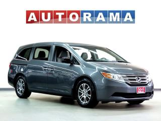 Used 2011 Honda Odyssey EX 8 PASS BACKUP CAM  DVD BLUETOOTH for sale in North York, ON