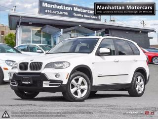 Used 2010 BMW X5 xDrive 30i PREMIUM PKG |7PASS|PANO|PHONE|NOACCIDEN for sale in Scarborough, ON