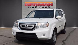Used 2011 Honda Pilot Touring for sale in Concord, ON