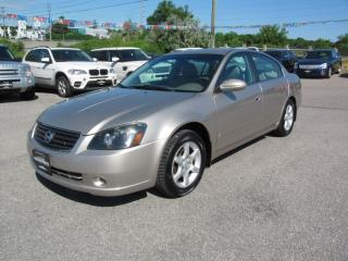 Used 2006 Nissan Altima 2.5 S Auto for sale in Newmarket, ON