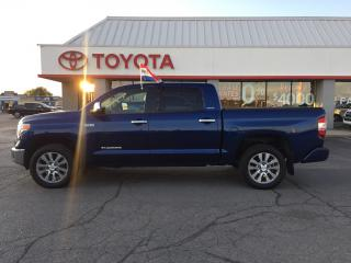 Used 2014 Toyota Tundra Limited  for sale in Cambridge, ON
