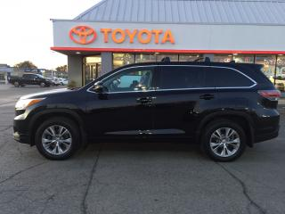 Used 2014 Toyota Highlander LE for sale in Cambridge, ON