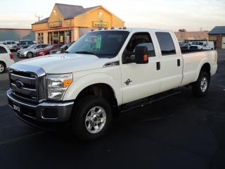 Used 2013 Ford F-350 XLT CrewCab 6.7L Diesel 4X4 8ft Box for sale in Brantford, ON