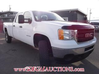 Used 2011 GMC SIERRA 3500 SLE CREW CAB 4WD for sale in Calgary, AB