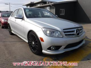 Used 2009 Mercedes-Benz C-CLASS C230 4D SEDAN 4MATIC for sale in Calgary, AB