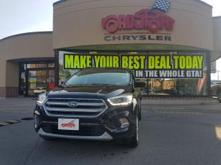 Used 2017 Ford Escape SE PANO ROOF H-TED SEATS REAR CAM ALLOYS for sale in Scarborough, ON