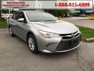Used 2016 Toyota Camry for sale in Richmond, BC