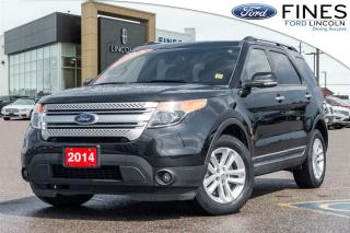 Used 2014 Ford Explorer XLT - SOLD! LEATHER, ROOF, NAVIGATION, 4X4 for sale in Bolton, ON