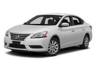 Used 2013 Nissan Sentra 1.8 S CVT for sale in Mississauga, ON