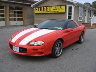 Used 1999 Chevrolet Camaro T-Top for sale in Smiths Falls, ON