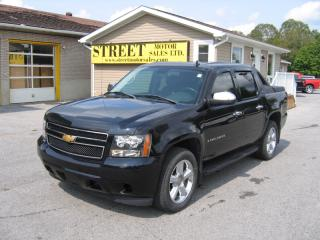 Used 2007 Chevrolet Avalanche LS 4X4 for sale in Smiths Falls, ON