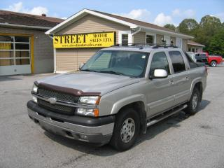 Used 2005 Chevrolet Avalanche LT 4X4 for sale in Smiths Falls, ON