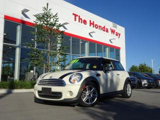 Used 2012 MINI Cooper for sale in Abbotsford, BC