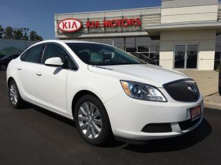 Used 2016 Buick Verano - for sale in Woodstock, ON