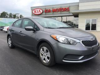 Used 2015 Kia Forte LX for sale in Woodstock, ON