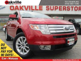 Used 2010 Ford Edge SEL | LEATHER | PANO ROOF | BACK UP SENSOR | for sale in Oakville, ON