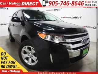Used 2013 Ford Edge SEL| AWD| LOCAL TRADE| BACK UP SENSORS| for sale in Burlington, ON