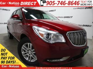 Used 2014 Buick Enclave Convenience| AWD| BACK UP CAMERA & SENSORS| for sale in Burlington, ON