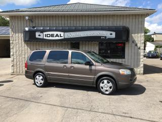 Used 2009 Pontiac Montana Sv6 avec 1SB for sale in Mount Brydges, ON