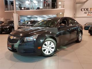 Used 2014 Chevrolet Cruze LT-BLUETOOTH-FACTORY WARRANTY-ONLY 70KM for sale in York, ON