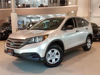 Used 2012 Honda CR-V LX AWD-REAR CAM-BLUETOOTH-ONLY 98KM for sale in York, ON