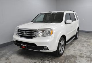 Used 2015 Honda Pilot ONE OWNER SE HAS DVD AND 8 PASS. for sale in Kitchener, ON