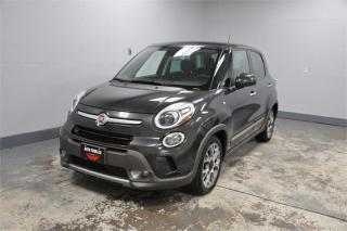 Used 2014 Fiat 500 L Trekking  '''' ONE OWNER''''' for sale in Kitchener, ON