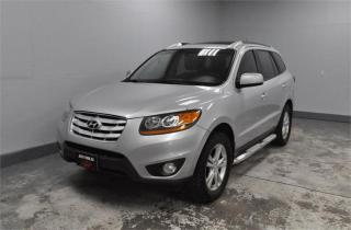 Used 2010 Hyundai Santa Fe 3.5 '''ACCIDENT FREE''' AWD for sale in Kitchener, ON