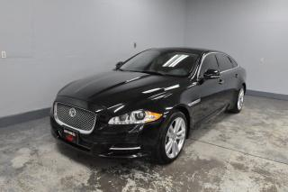 Used 2013 Jaguar XJL  PORTFOLIO '''''' ONE OWNER '''' ACCIDENT FREE Portfolio for sale in Kitchener, ON