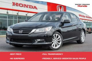 Used 2013 Honda Accord Touring (M6) for sale in Whitby, ON