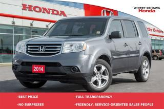 Used 2014 Honda Pilot LX (AT) for sale in Whitby, ON