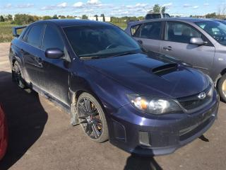 Used 2011 Subaru Impreza WRX STi (MT) for sale in Whitby, ON