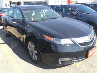 Used 2013 Acura TL Base w/Technology Package for sale in Whitby, ON