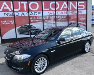 Used 2013 BMW 535 I xDrive for sale in Scarborough, ON