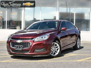 Used 2015 Chevrolet Malibu 1LT for sale in Gloucester, ON