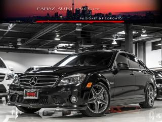 Used 2010 Mercedes-Benz C63 AMG AMG|NAVI|REAR CAMERA|PUSHSTART for sale in North York, ON
