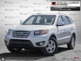 Used 2011 Hyundai Santa Fe GLS 3.5 4WD for sale in Nepean, ON