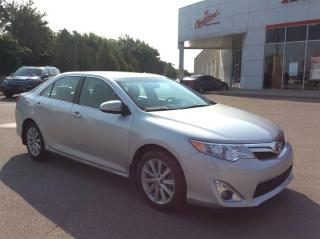 Used 2014 Toyota Camry XLE..Loaded.. for sale in Milton, ON