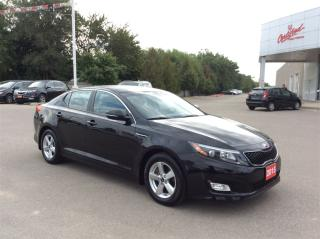 Used 2015 Kia Optima LX..1 Owner..accident free.. for sale in Milton, ON